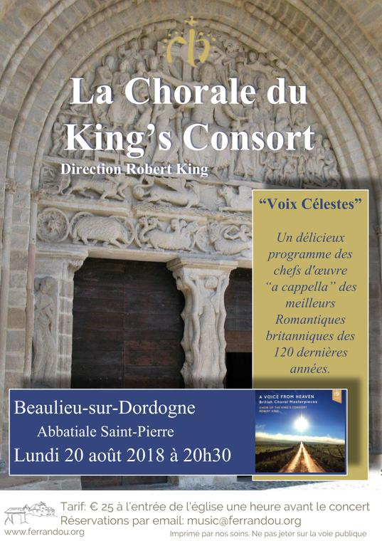 Chorale King's Consort