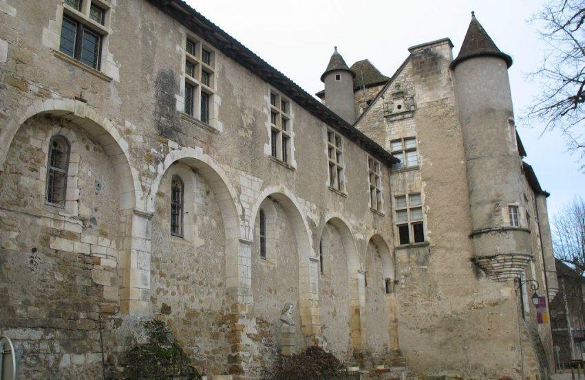 Château des Doyens de carennac