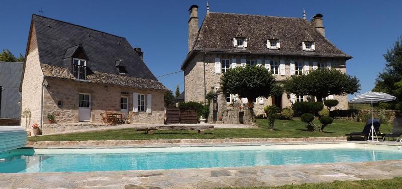 Chambre d'hôtes Domaine de Nalou-piscine
