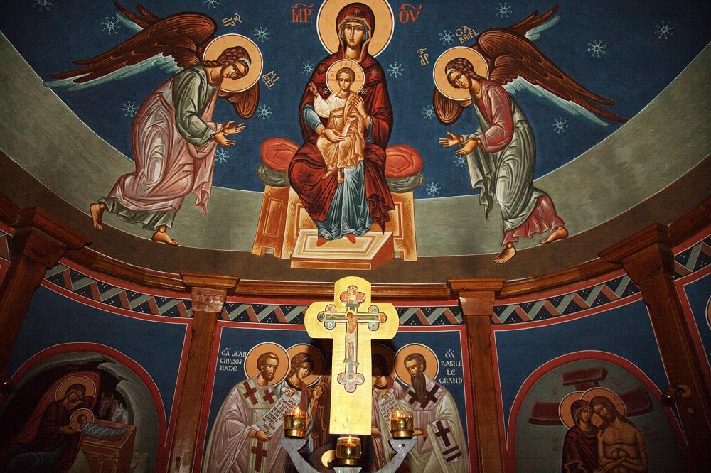 Chapelle grecque