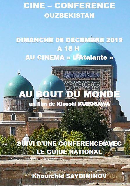 Ciné -Conférence