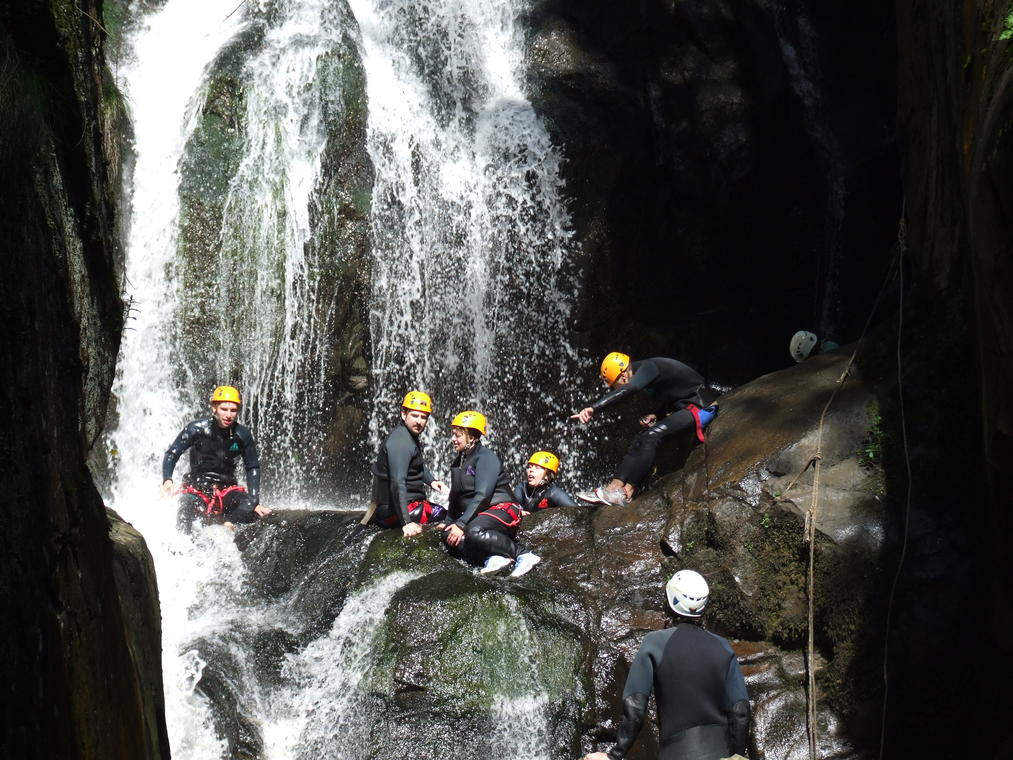 Compagnie  Sports Nature - Canyoning