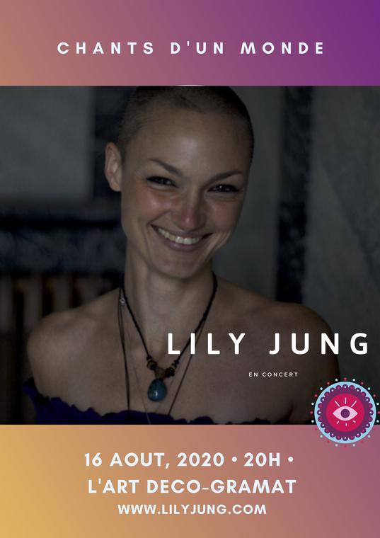 Concert Lily Jung