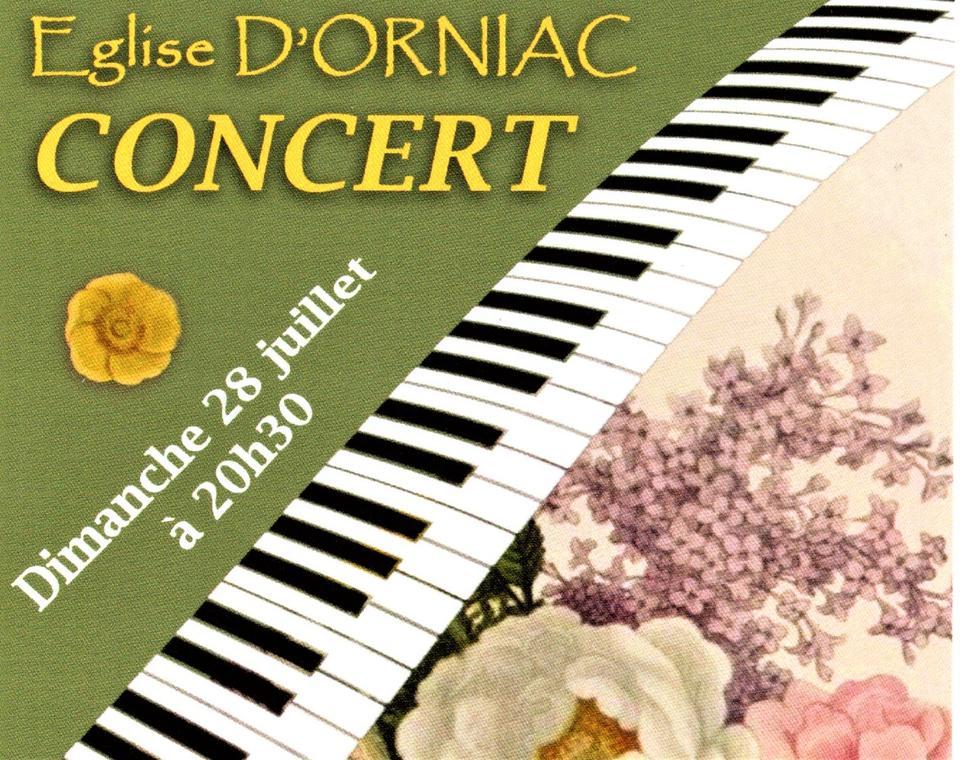 Concert à Orniac