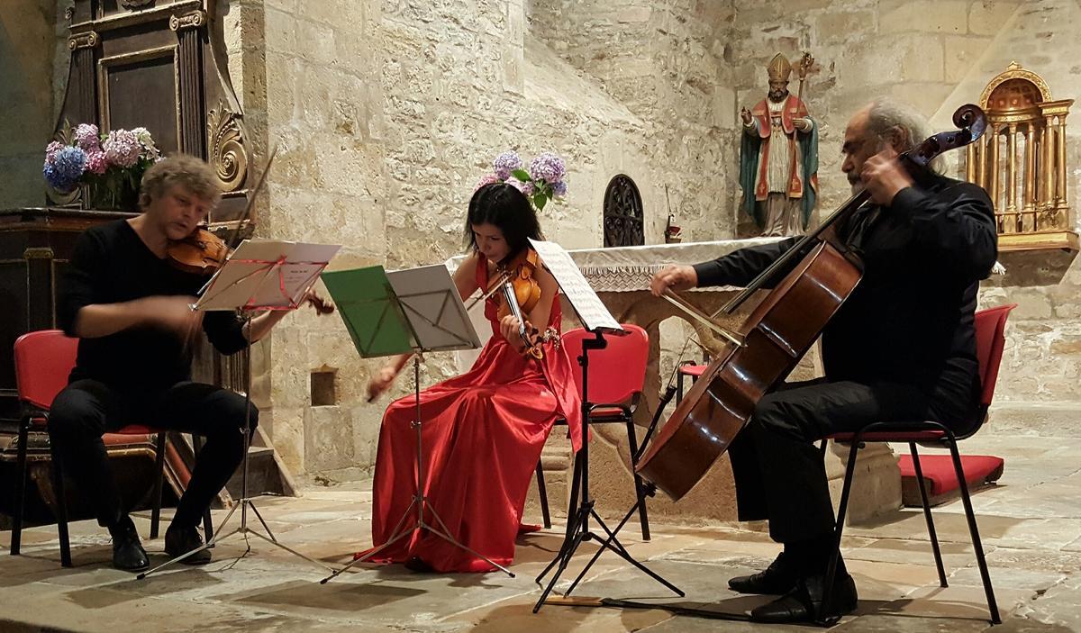 Concert en l'église de Gagnac