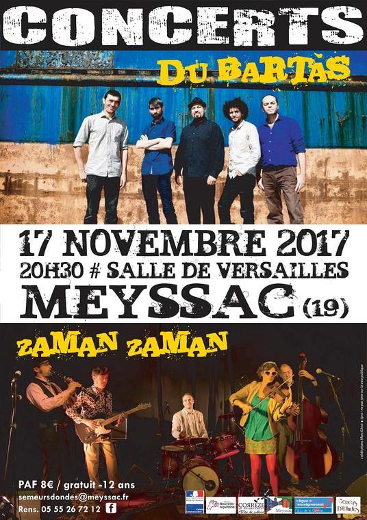 Concerts Meyssac