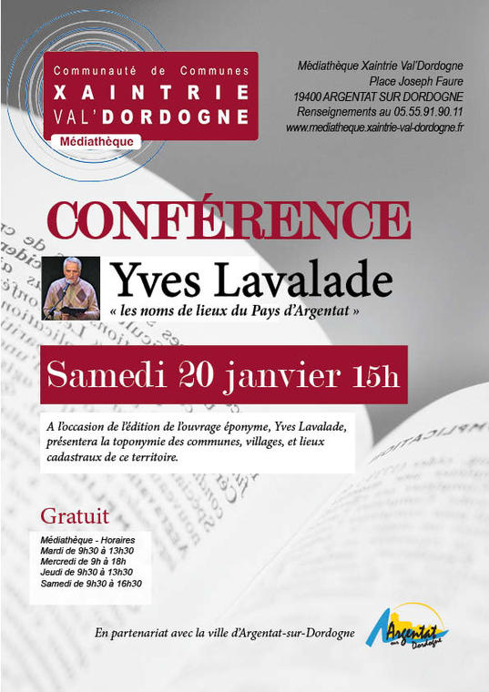 Conférence Yves LAVALADE version 2