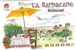 Restaurant La Barbacane