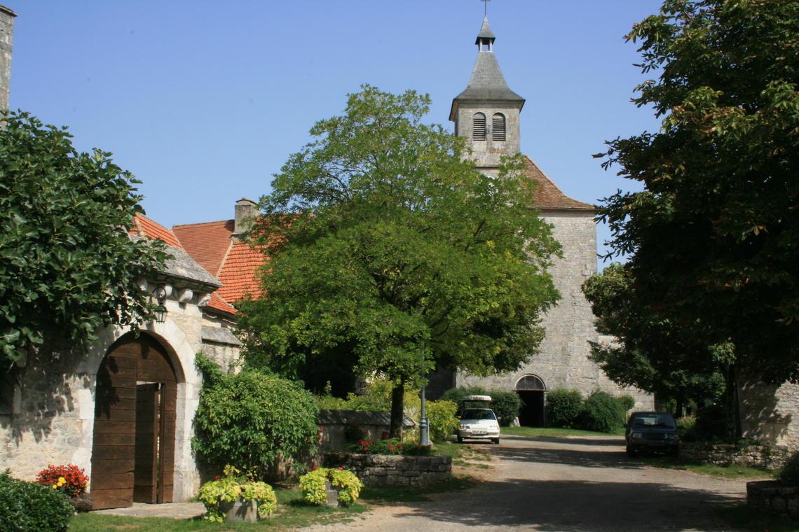Bourg Lunegarde