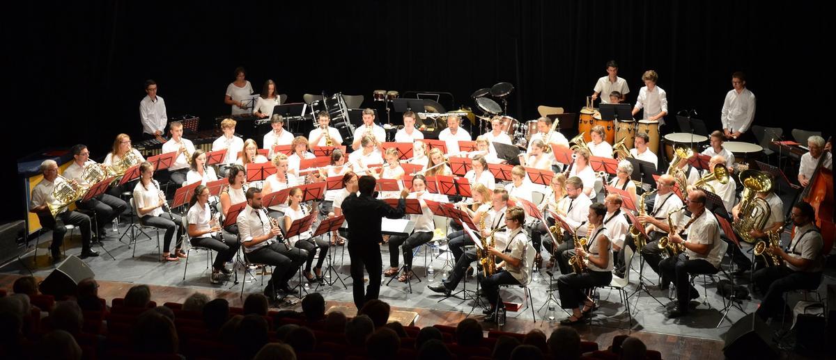 Ensemble instrumental de St Andre d'Apchon