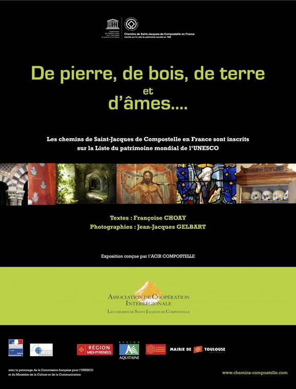 Expo ACIR De pierre, de bois, de terre et d'âmes...