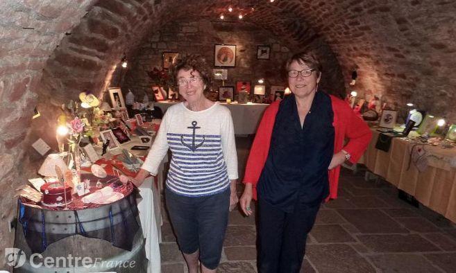 Expo Françoise Claverie