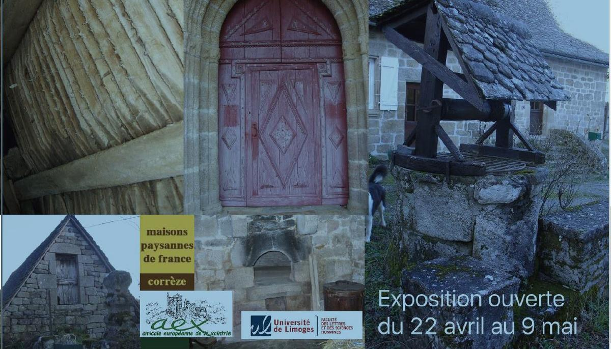Exposition Patrimoine Rural en Xaintrie