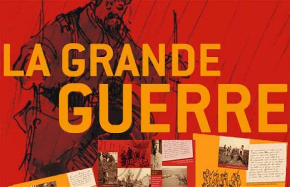 Exposition la Grande Guerre
