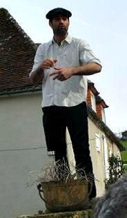 Clément Bouscarel - Festival Cont'émoi