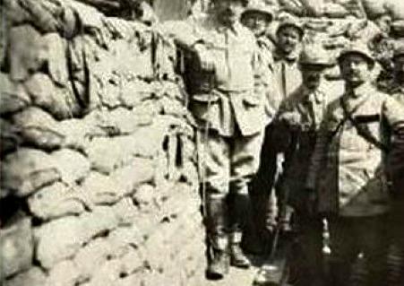 Commémoration de guerre 14-18