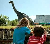 Jurassic Pâques Préhisto Dino Parc