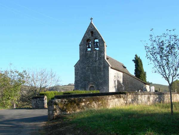 Visite libre de l'église Saint-Georges de Meyraguet