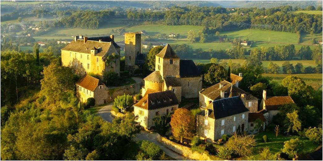 Visite du Château de Cavagnac