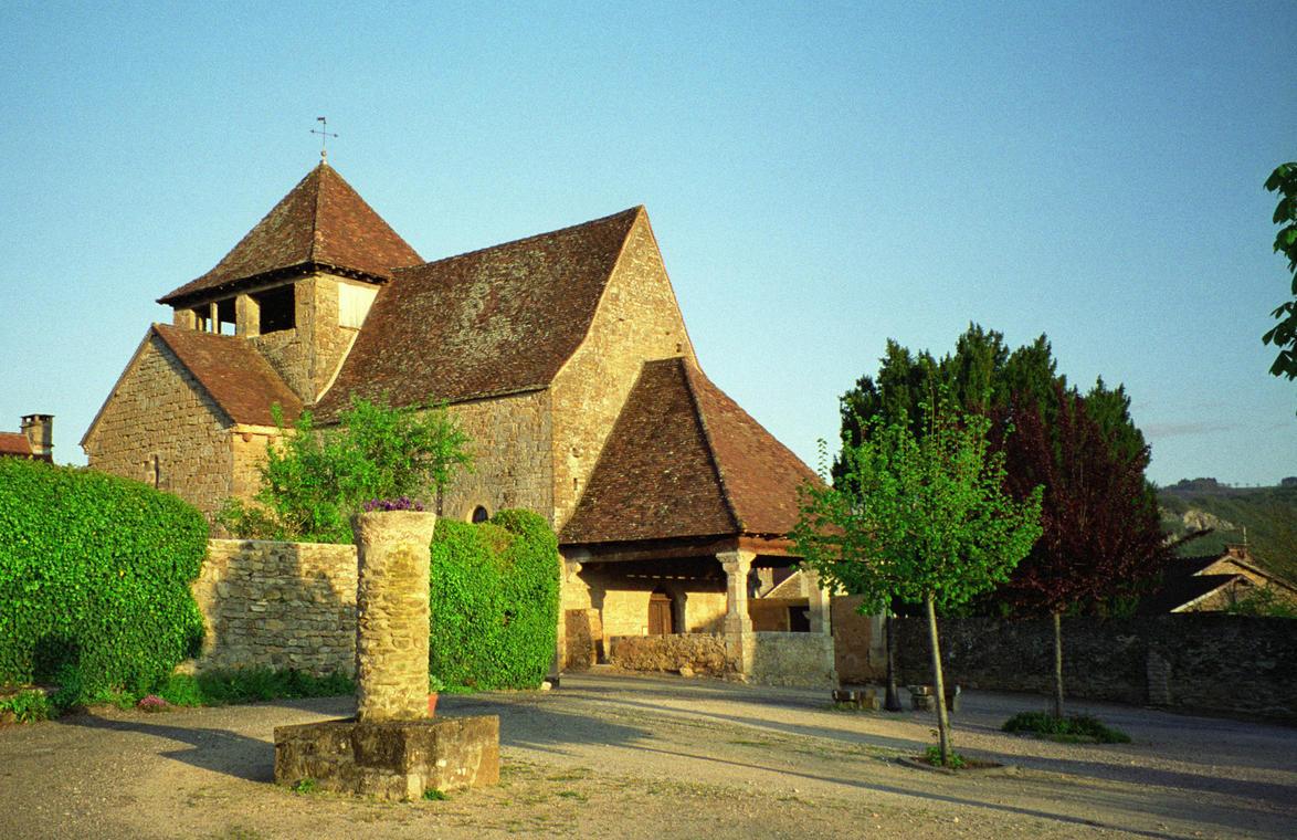 Visite libre ou guidée de l'église Saint-Jean-Baptiste