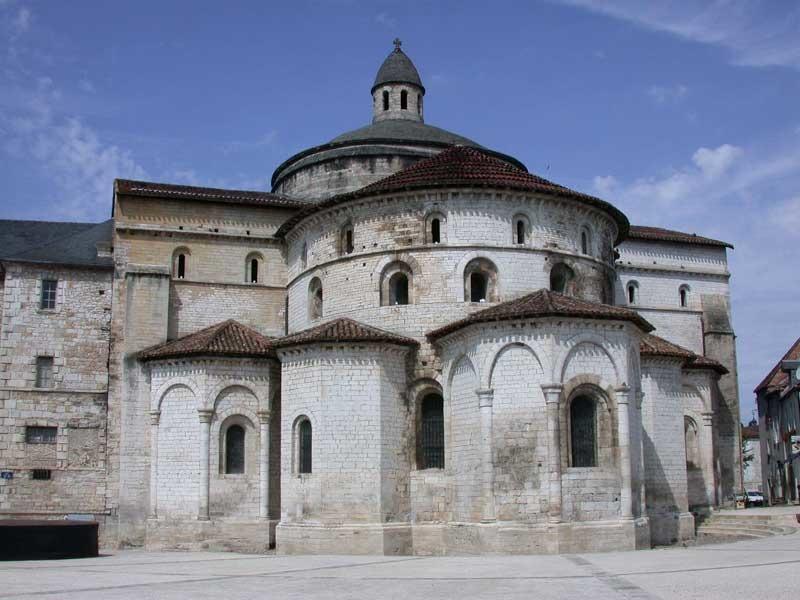 Visite libre de l'Abbatiale Sainte-Marie