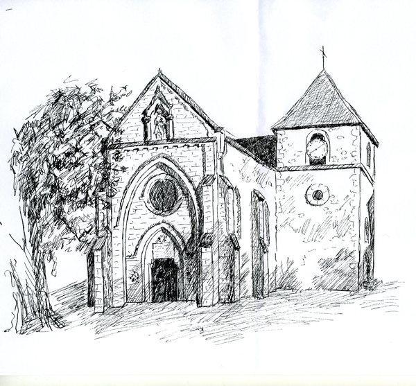 Visite libre de l'église de Meyronne