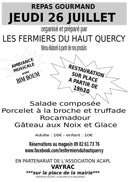 Fermiers du Haut Quercy