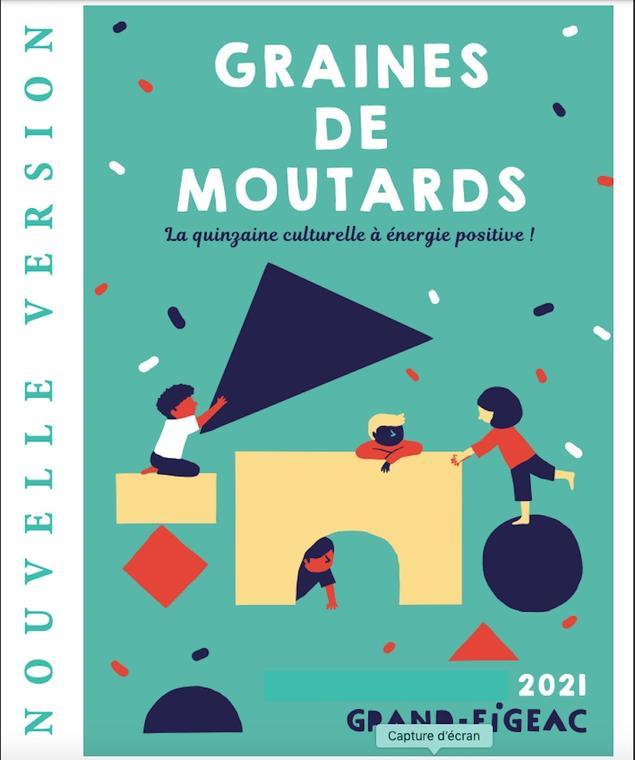Festival graines de moutards 2021 nouvelle version