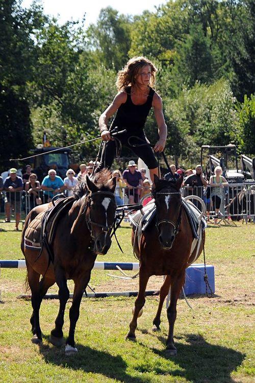 Fête du cheval Saint-Privat 1