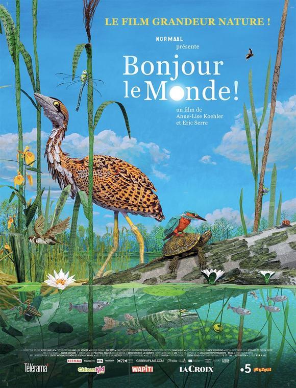 Film ''Bonjour Le Monde''