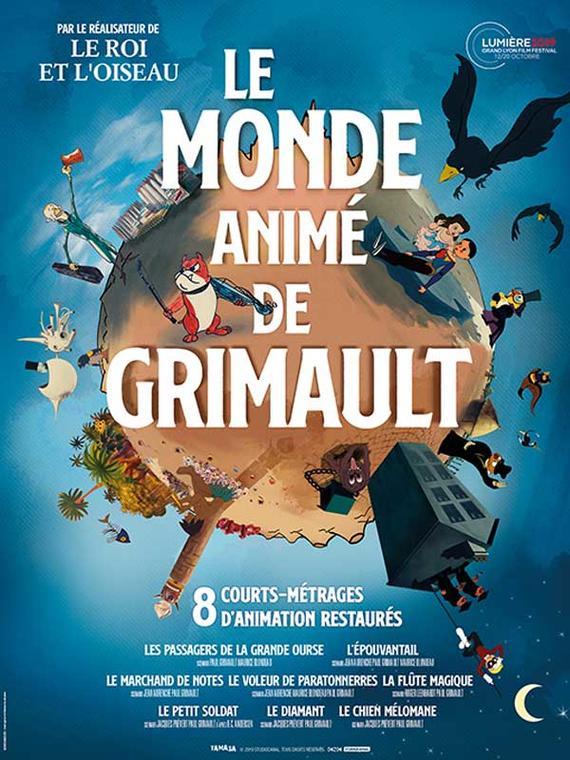 Film ''Le Monde Animé de Grimault''