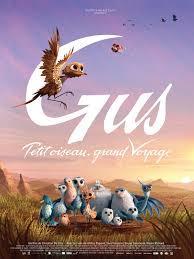 Gus petit oiseau grand Voyage