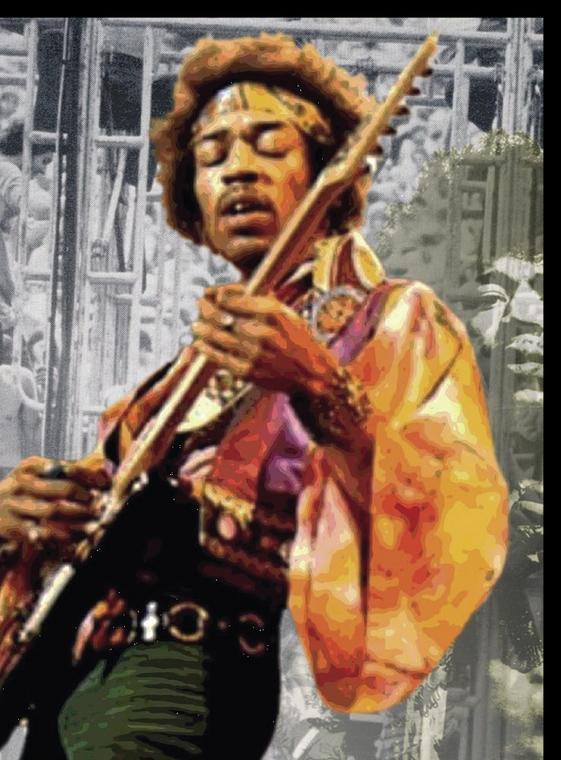 Hendrix , l'affamé du ciel