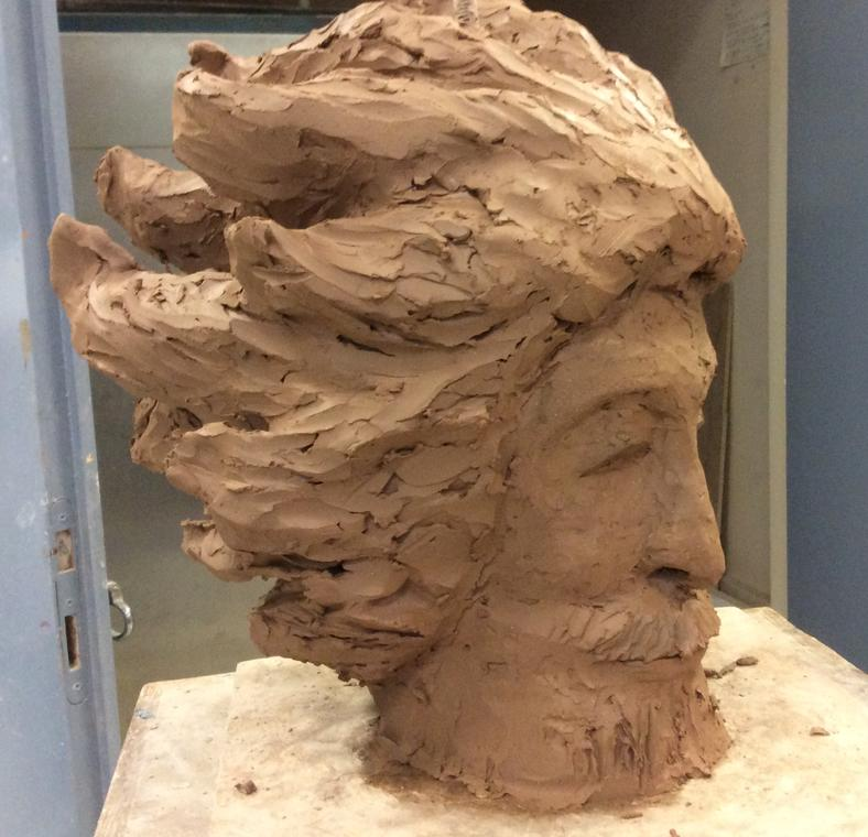 Exposition Sculpture Labastide Murat