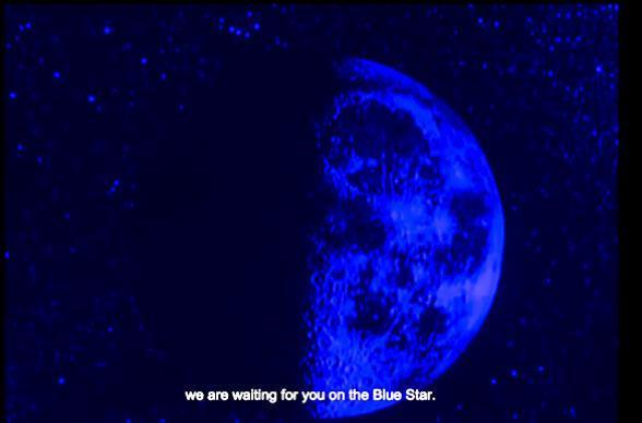 L'Etoile bleue, de Valentin Noujaïm