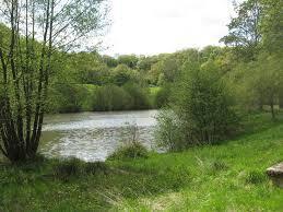 Le lac de la source