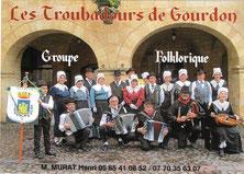 Les Troubadours de Gourdon