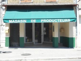 Magasin de producteurs Vayrac