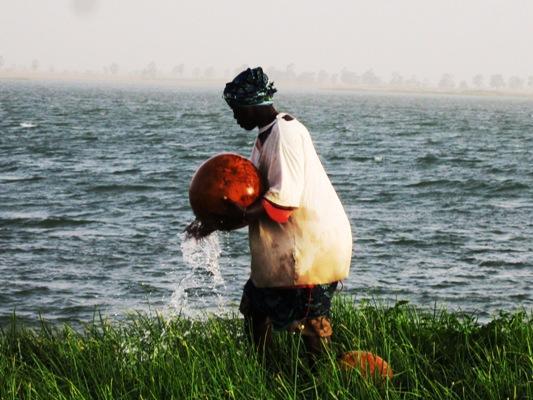 Maraichage au Mali
