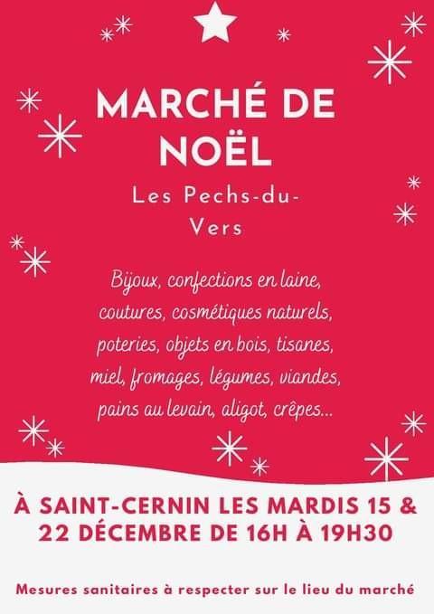 Marché de Noël Le Bavardou