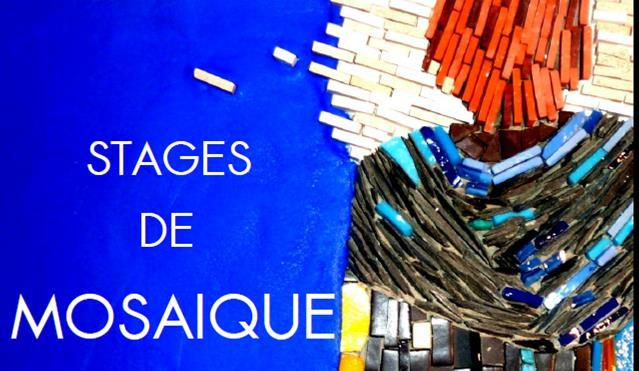 Mosaiques Lise - Stages Bilhac