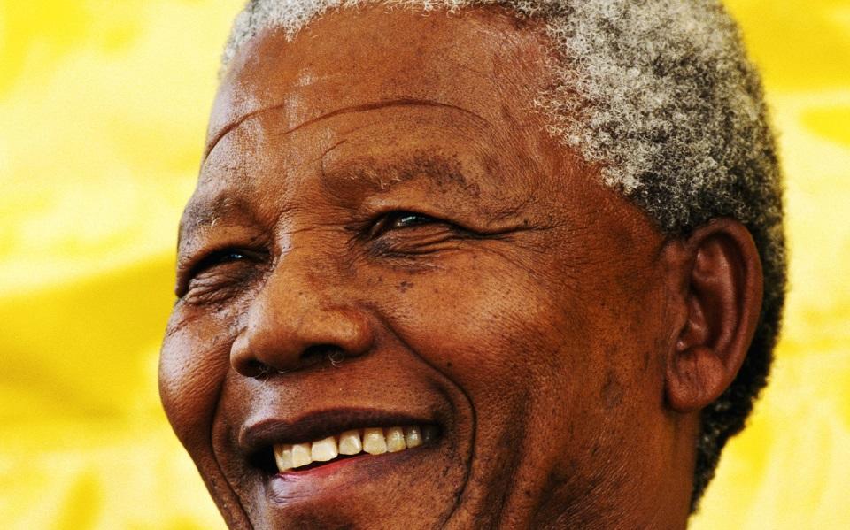 Nelson Mandela©PresidenciaRD