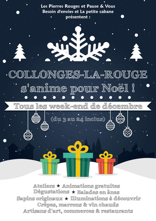Noël à Collonges 1
