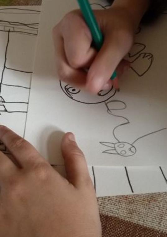 Photo atelier enfant