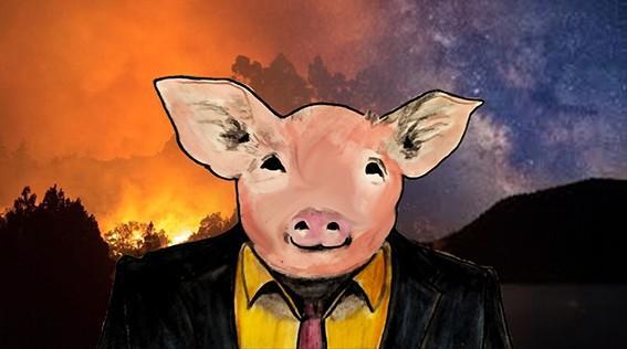 Pig Boy@Cie La Boucle