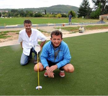 Practice Golf Cahors