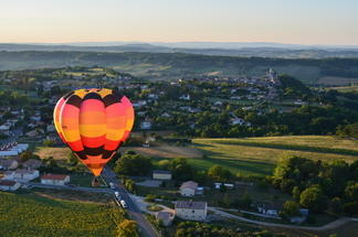 Quercy Montgolfiere