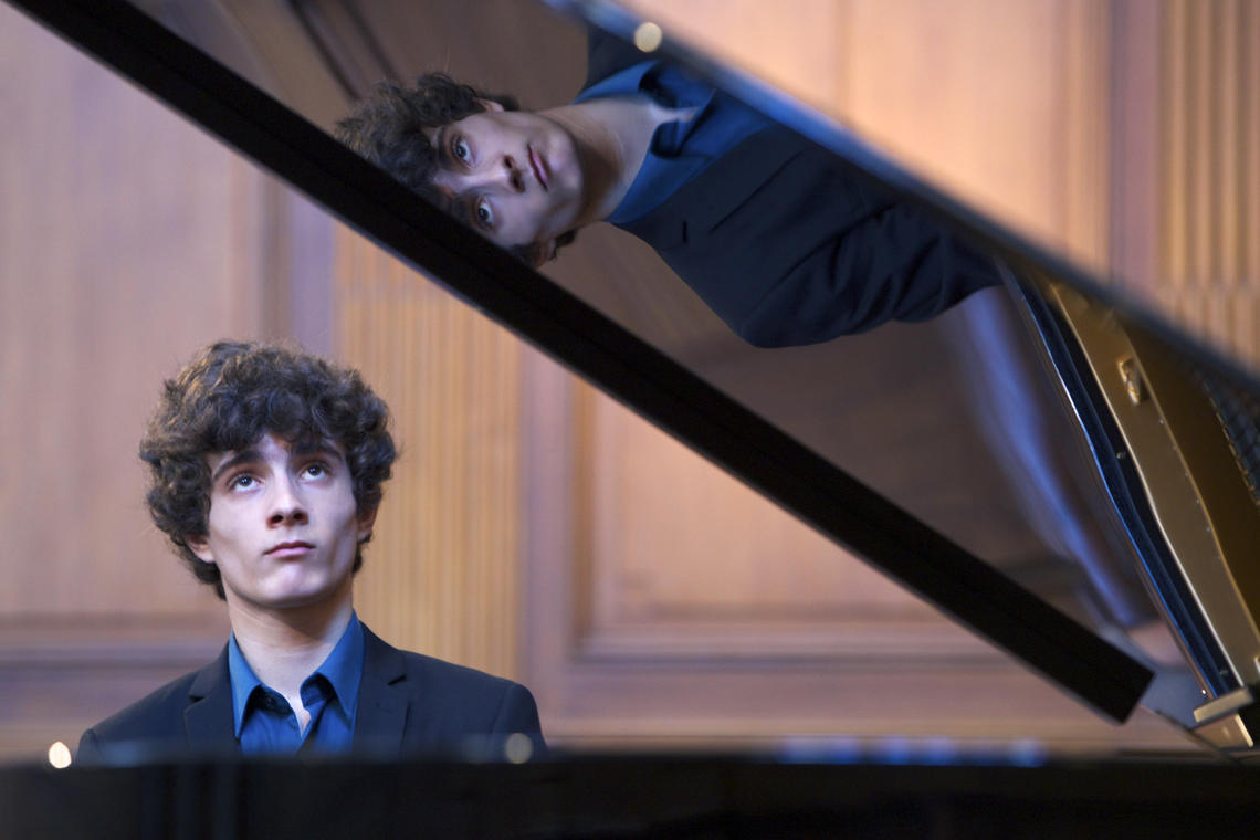 RECITAL PIANO - copyright Gaspard Thomas