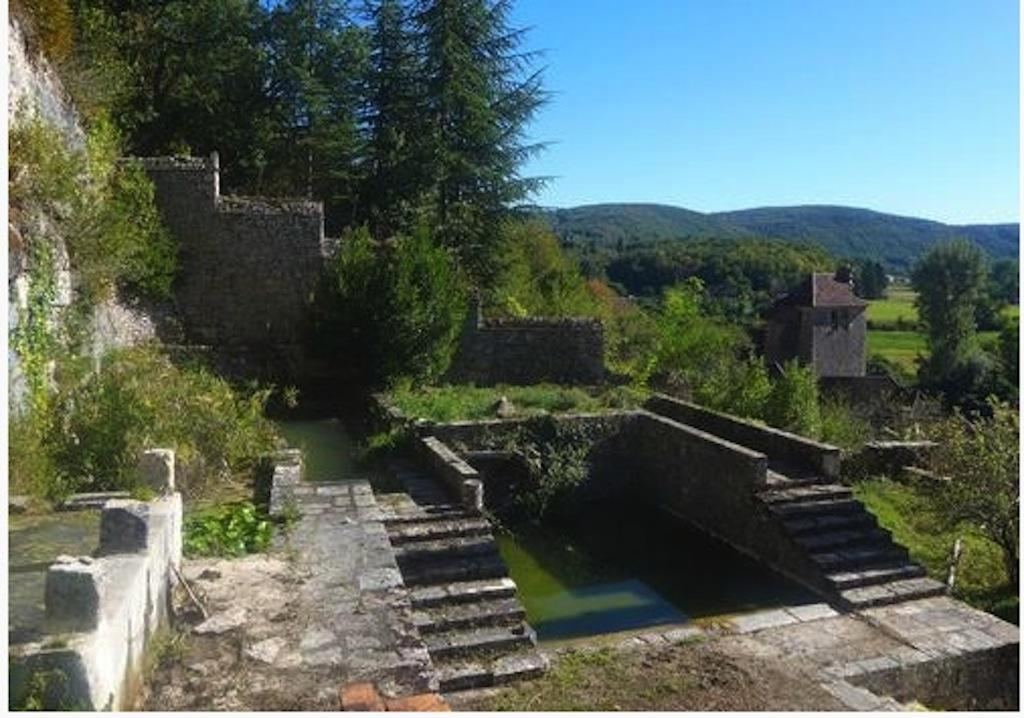 Rendez vous aux jardins château de Larnagol