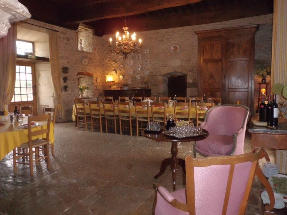 Ferme Auberge Château de Couanac